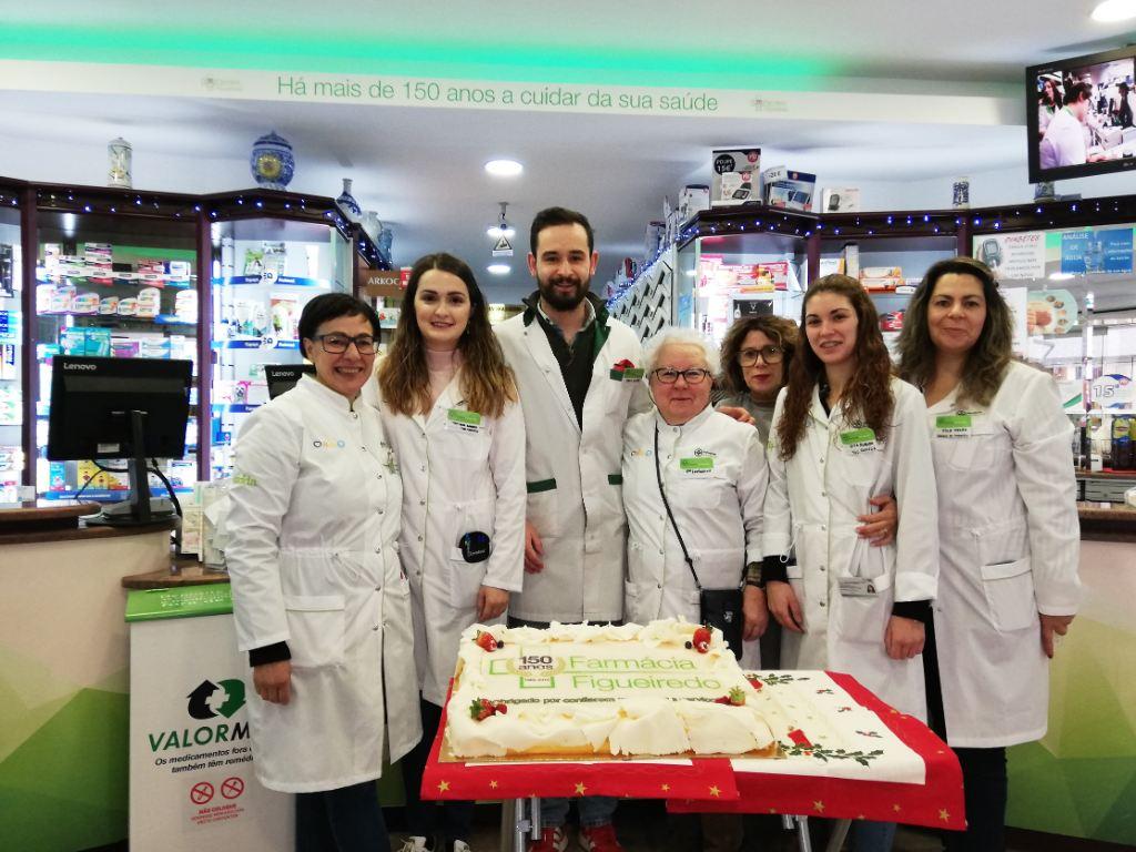 Farmácia Figueiredo completa 150 anos – Noticias de Aguiar