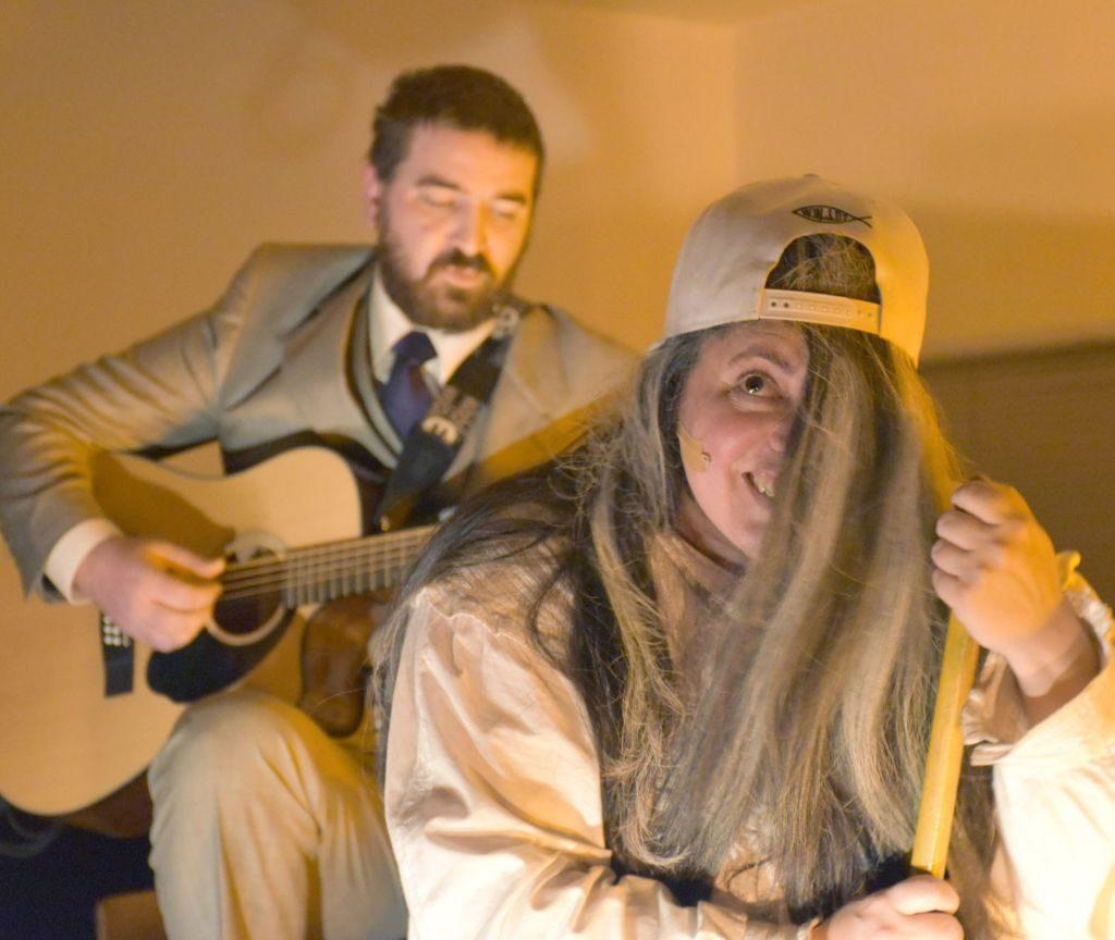 O Teatro e as Serras estreou na aldeia de Vila do Conde - Notícias de Aguiar